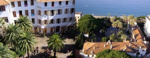 Cannes: campus view