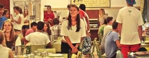 Tarifa: Dining Hall in Tarifa