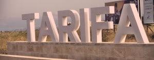 Tarifa: Sign