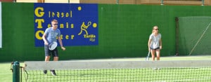 Tarifa: Tennis in Tarifa