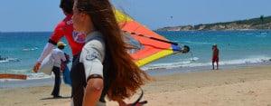 Tarifa: Windsurfing in Tarifa 2