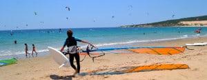 Tarifa: Windsurfing in Tarifa