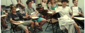 Salamanca Teens: Class