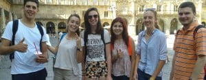 Salamanca Teens: Plaza Mayor