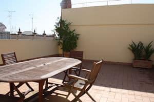Santa Ana Roof Patio
