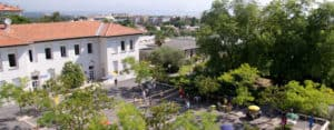 Antibes: External view of Campus One
