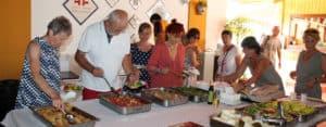Benalmadena: Lunchtime buffet