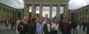 Berlin Brandenburg Tor trip