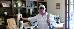 Florence: Wine shopping in Italian