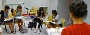 Madrid: Learning Spanish