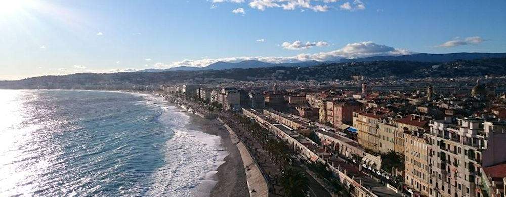 French in Nice