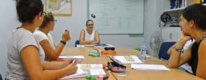 Madrid: Spanish language lesson