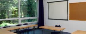 Berlin: German language school classroom
