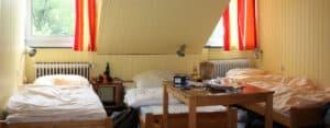 Berlin Villa: Bedroom image 2