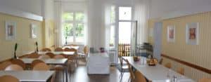 Berlin Villa: Dining Hall