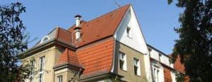 Berlin Villa: Exterior View