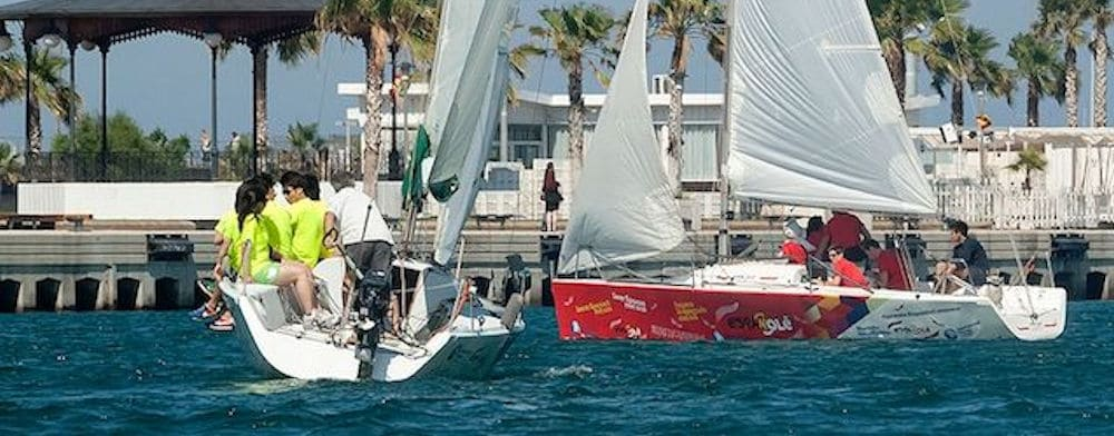 Valencia: Sailing 2
