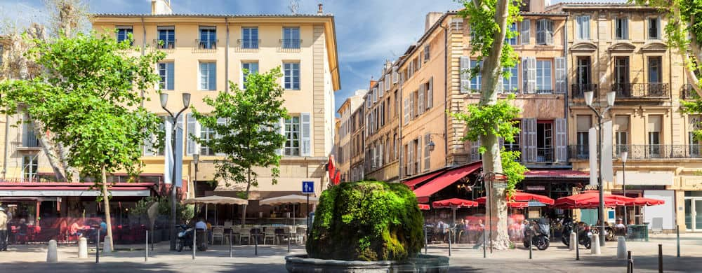 French in Aix-en-Provence