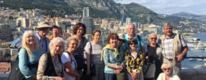 Over 50 French course in Nice