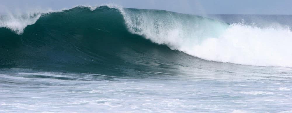 Biarritz: Surfing Summer Waves