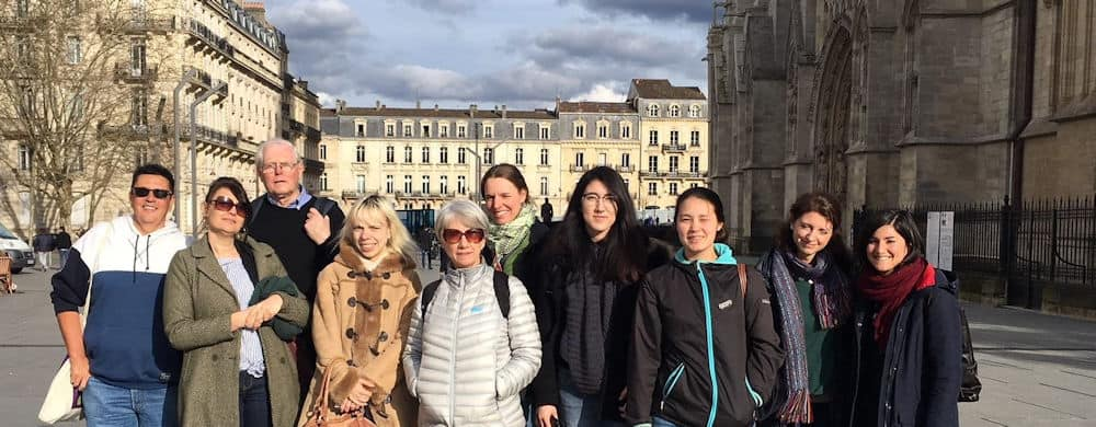 Bordeaux: Monday tour of the city