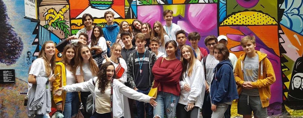 Berlin German Teenage Camp